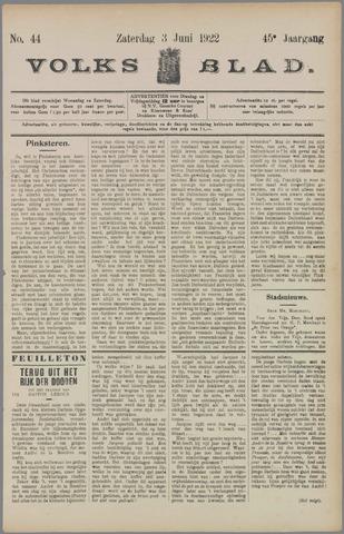 Volksblad 1922-06-03