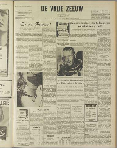 de Vrije Zeeuw 1962-05-26