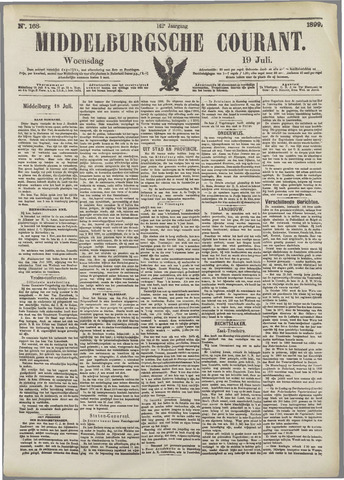 Middelburgsche Courant 1899-07-19