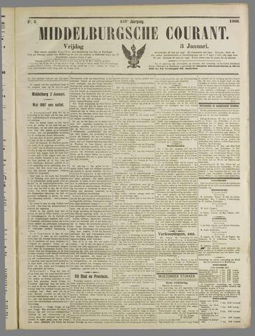 Middelburgsche Courant 1908-01-03