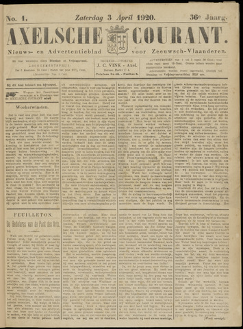 Axelsche Courant 1920-04-03