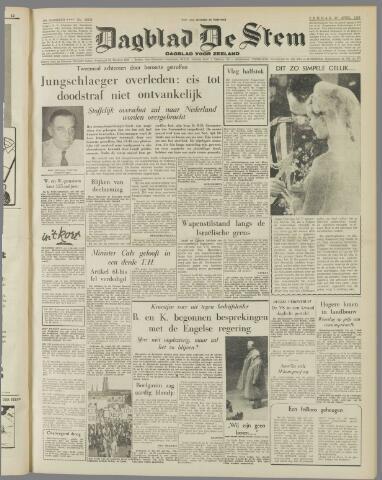 de Stem 1956-04-20