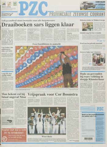 Provinciale Zeeuwse Courant 2003-05-03