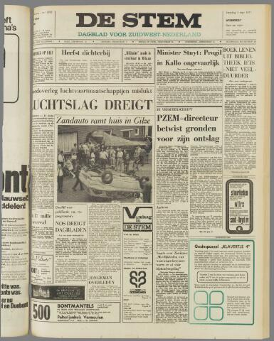 de Stem 1971-09-11