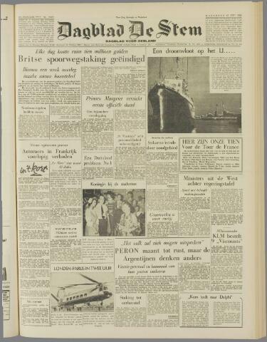 de Stem 1955-06-15
