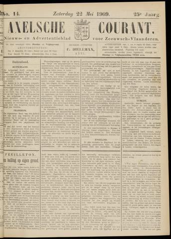 Axelsche Courant 1909-05-22