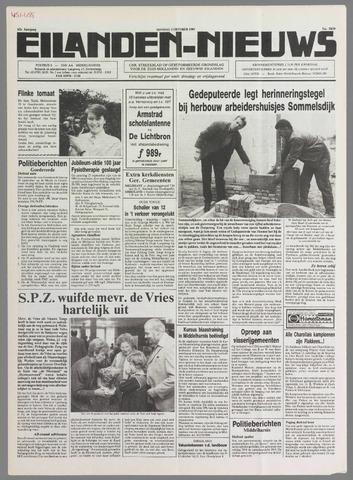 Eilanden-nieuws. Christelijk streekblad op gereformeerde grondslag 1989-10-03