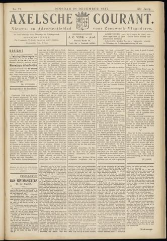 Axelsche Courant 1937-12-28