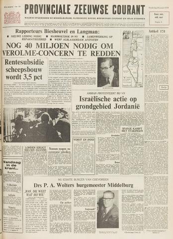 Provinciale Zeeuwse Courant 1970-01-22