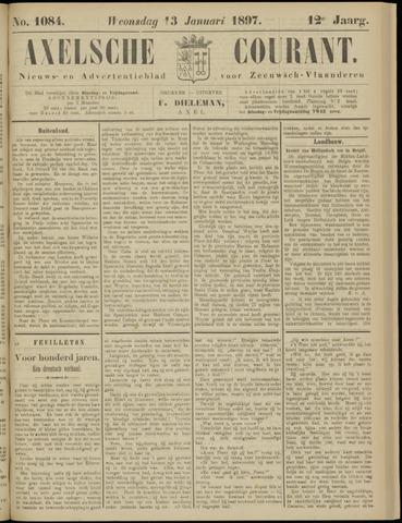 Axelsche Courant 1897-01-13
