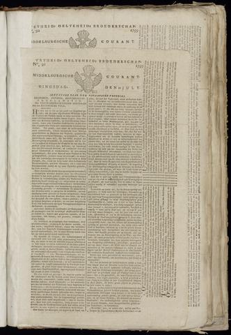 Middelburgsche Courant 1799-07-23