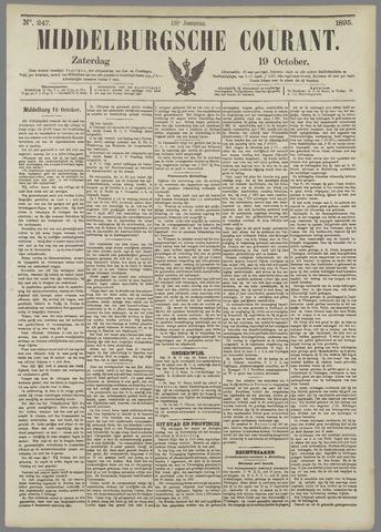 Middelburgsche Courant 1895-10-19