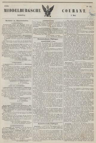 Middelburgsche Courant 1853-05-07