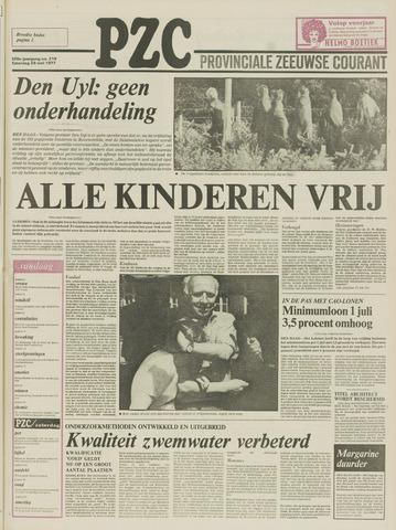 Provinciale Zeeuwse Courant 1977-05-28