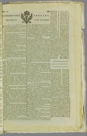 Middelburgsche Courant 1809-06-08