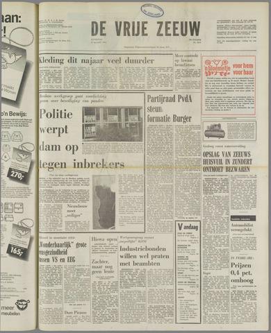 de Vrije Zeeuw 1973-03-17