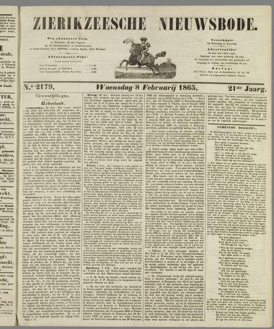 Zierikzeesche Nieuwsbode 1865-02-08