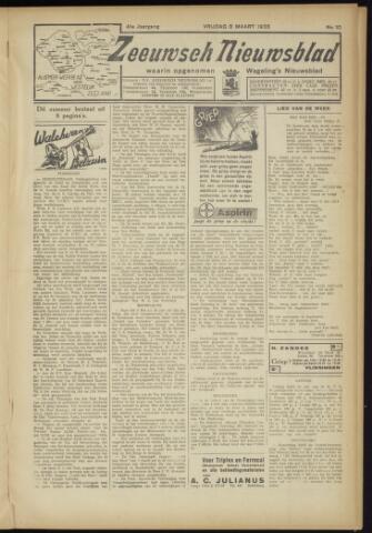 Zeeuwsch Nieuwsblad/Wegeling's Nieuwsblad 1935-03-08