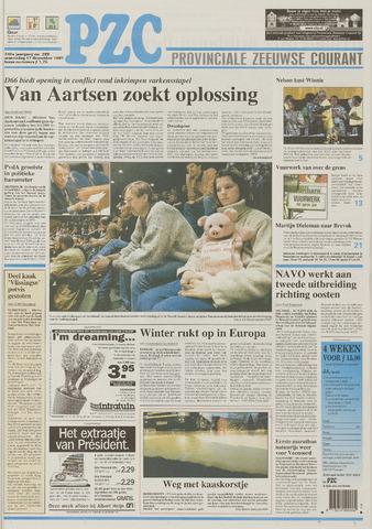 Provinciale Zeeuwse Courant 1997-12-17