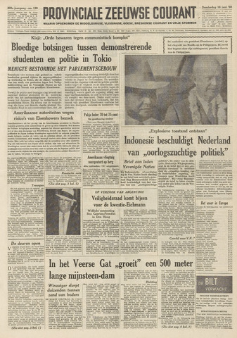Provinciale Zeeuwse Courant 1960-06-16