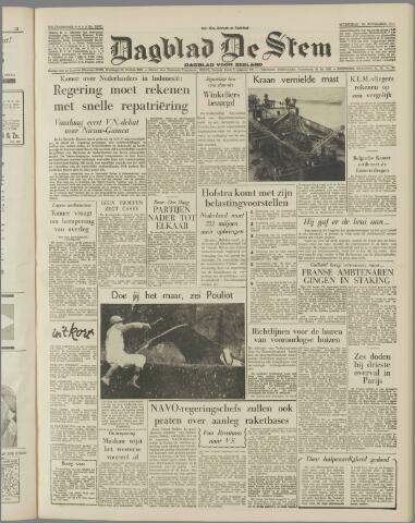 de Stem 1957-11-20
