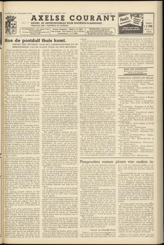 Axelsche Courant 1957-03-30