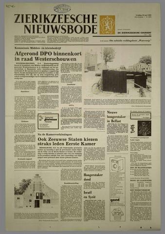 Zierikzeesche Nieuwsbode 1981-05-22