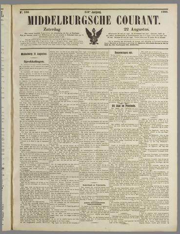 Middelburgsche Courant 1908-08-22