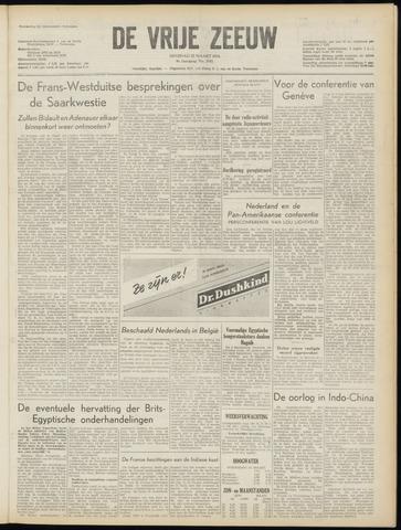 de Vrije Zeeuw 1954-03-23