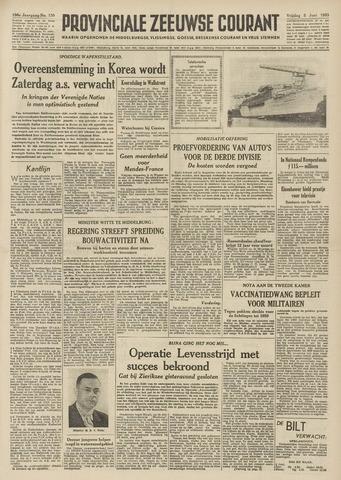 Provinciale Zeeuwse Courant 1953-06-05