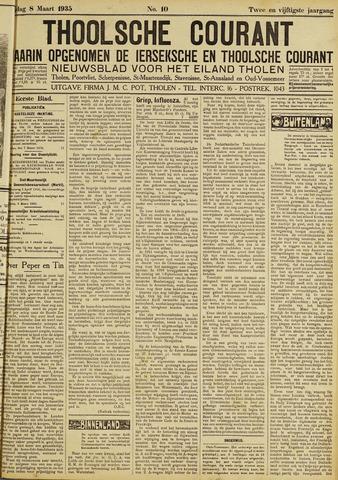 Ierseksche en Thoolsche Courant 1935-03-08