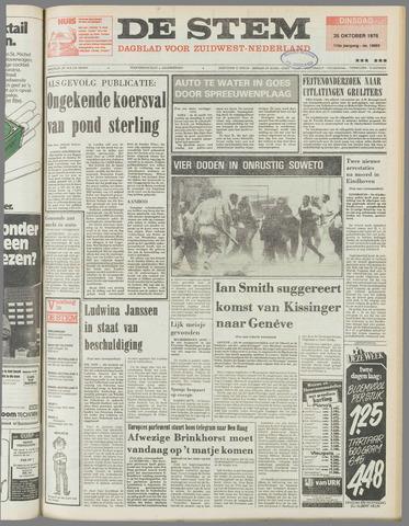 de Stem 1976-10-26