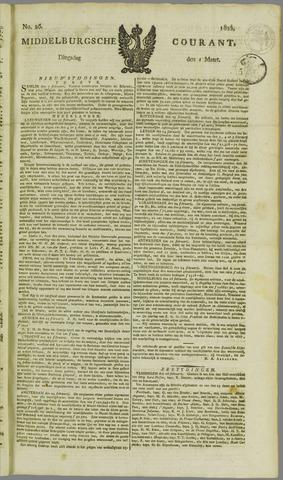 Middelburgsche Courant 1825-03-01