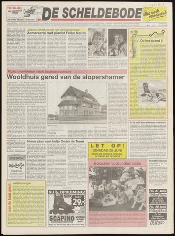 Scheldebode 1996-06-13