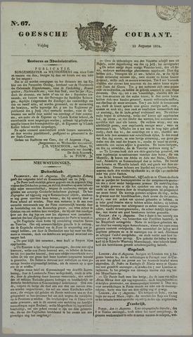 Goessche Courant 1834-08-21