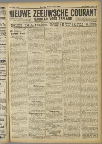 Nieuwe Zeeuwsche Courant 1922-12-16