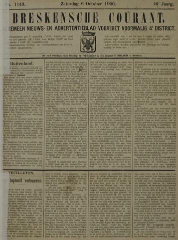 Breskensche Courant 1906