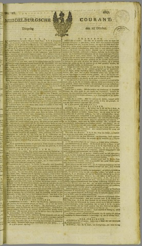 Middelburgsche Courant 1817-10-21
