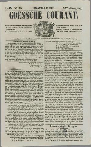 Goessche Courant 1865-05-15