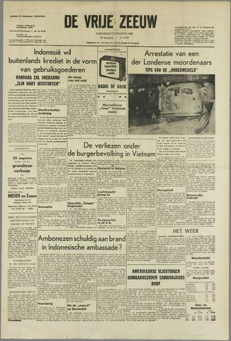 de Vrije Zeeuw 1966-08-17