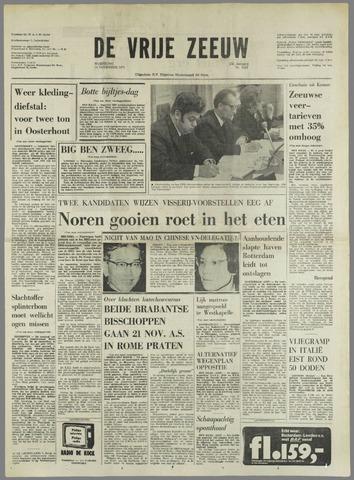 de Vrije Zeeuw 1971-11-10