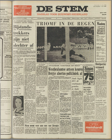 de Stem 1974-06-27