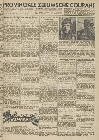 Provinciale Zeeuwse Courant 1943-12-28