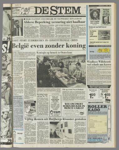 de Stem 1990-04-05