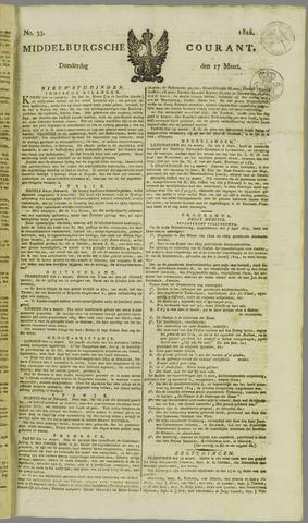Middelburgsche Courant 1825-03-17