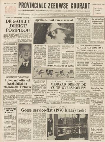Provinciale Zeeuwse Courant 1969-11-24