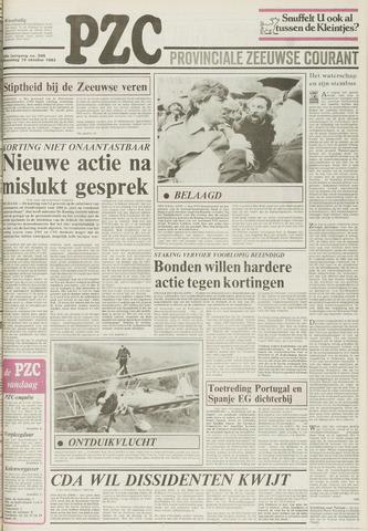Provinciale Zeeuwse Courant 1983-10-19