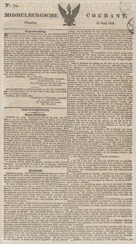 Middelburgsche Courant 1832-06-12