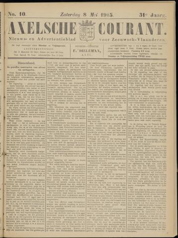 Axelsche Courant 1915-05-08