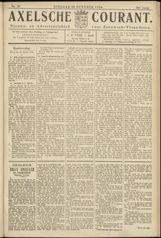 Axelsche Courant 1934-10-30